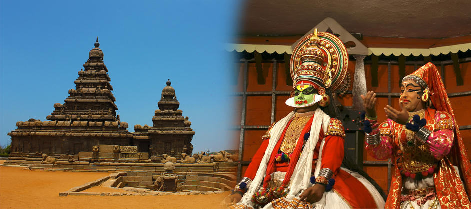 Our Heritage in South India 16 Days